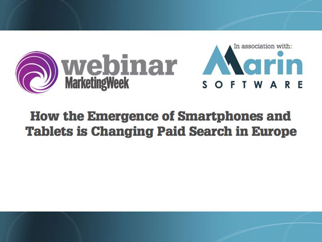 How the Emergence of Smartphones and Tablets is Changing Paid Search in Europe