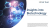 Insights into biotechnology with Gregg Guerin and Ryan Issakainen