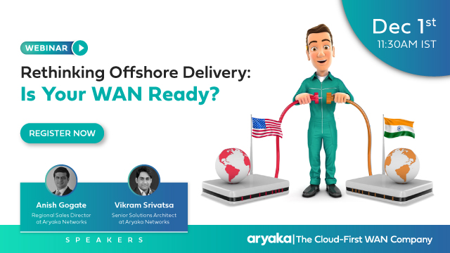Rethinking Offshore Delivery: Is Your WAN Ready?