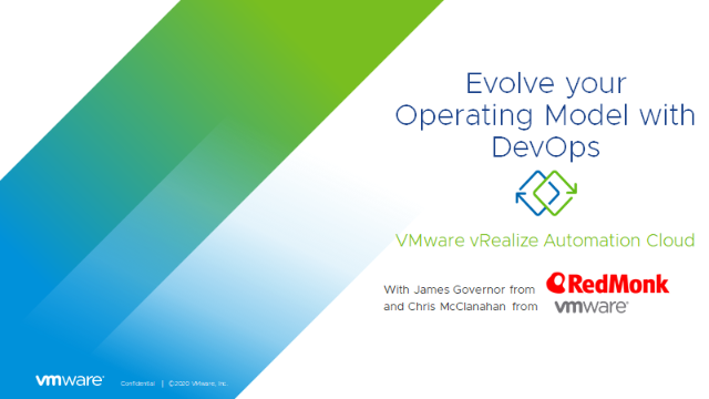 Evolve your IT Operating Model with DevOps