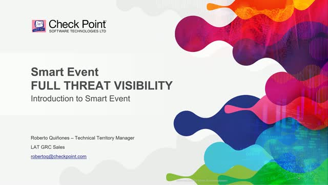 Smart Event Full Threat Visibility