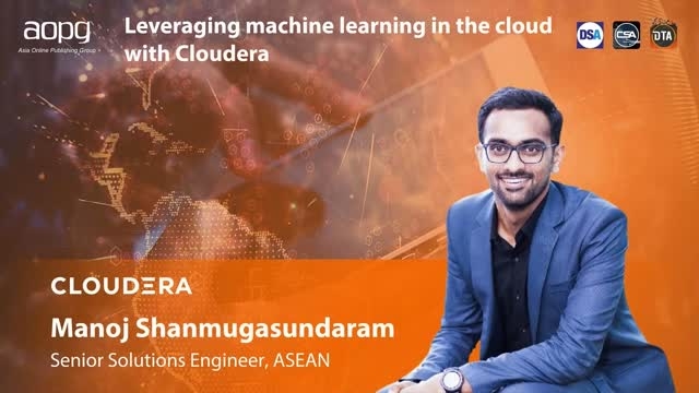 Leveraging machine learning in the cloud with Cloudera