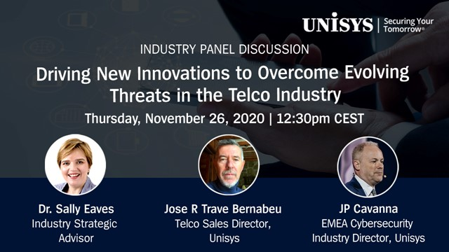 [On Demand] New Innovations to Overcome Evolving Threats in the Telco Industry