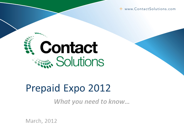 Prepaid Expo 2012: Key Conference Takeaways