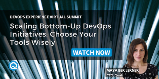 Scaling Bottom-up DevOps Initiatives: Choose Your Tools Wisely