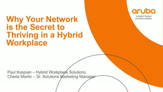 Why Your Network is the Secret to Thriving in the Hybrid Workplace