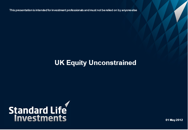 UK Equity Unconstrained Fund