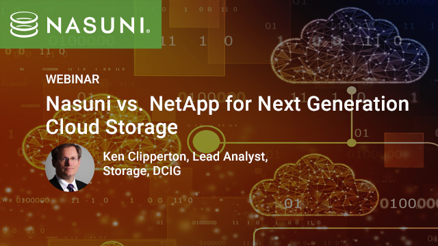 Nasuni vs. NetApp for Next-Generation Cloud File Storage