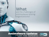 What are the challenges of antimalware testing organizations?