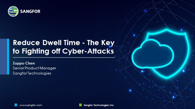 Reduce Dwell Time - A Key Objective to Fight off Attacks
