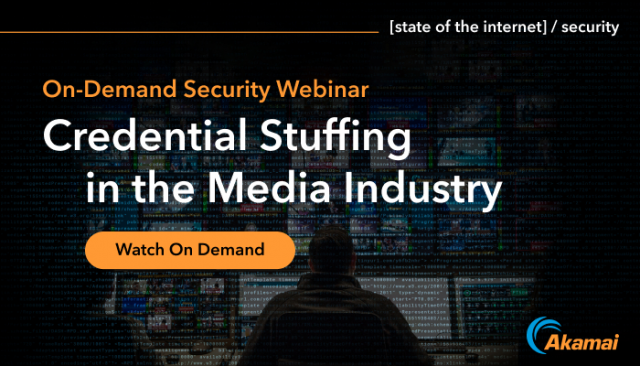 State of the Internet / Security: Credential Stuffing in the Media Industry