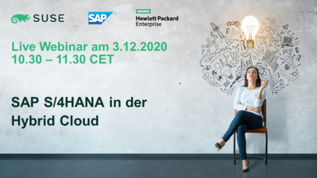 SAP S/4HANA in der Hybrid Cloud