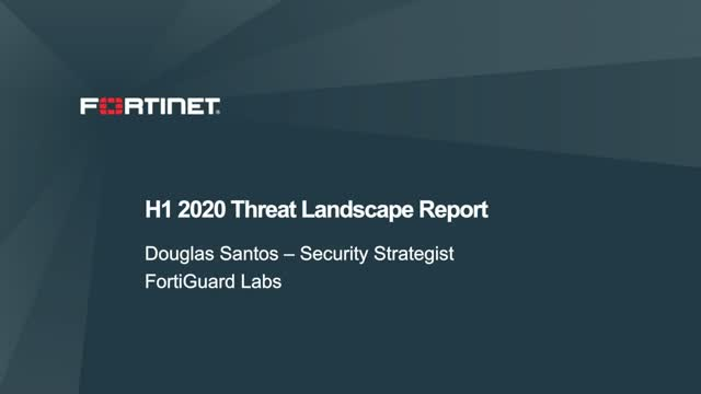 2020 Critical Security Threat Trends and What to Do About Them