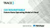 CIO Roundtable:  The Future-State Operating Model of Cloud
