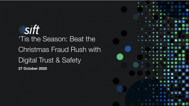 'Tis the Season: Beat the Christmas Fraud Rush with Digital Trust & Safety
