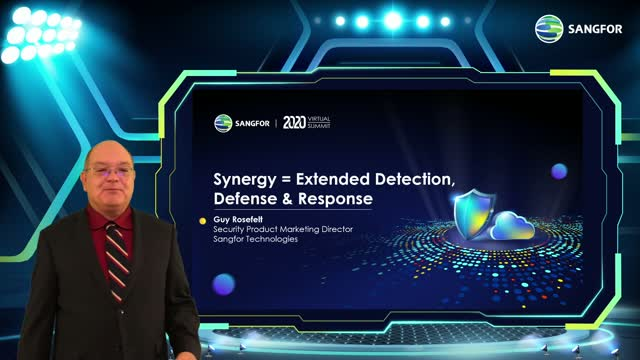 Synergy = eXtended Detection, Defense & Response