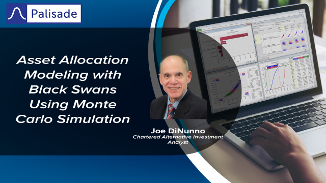 Asset Allocation Modeling with Black Swans Using Monte Carlo Simulation