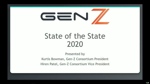 Gen-Z State of the State 2020