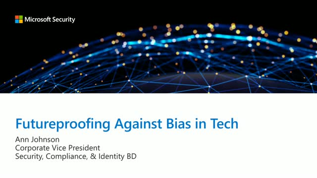 Future Proofing Against Bias in Tech