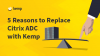 5 Reasons to Replace Citrix ADC Load Balancing with Kemp