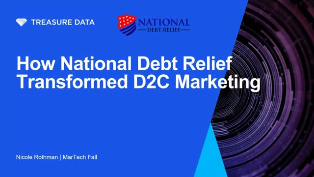 How National Debt Relief Transformed D2C Marketing