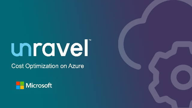 Cost Optimization on Microsoft Azure