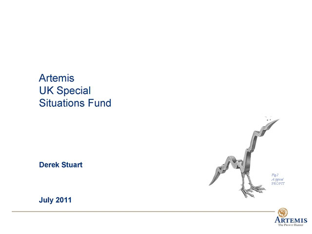 Artemis UK Special Situations Fund update