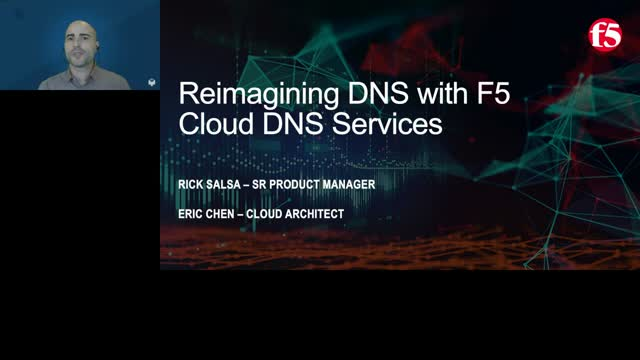 Reimagining DNS with F5 Cloud DNS Services