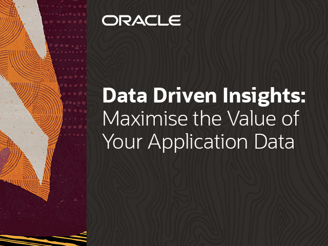 Maximise the Value of Your Application Data