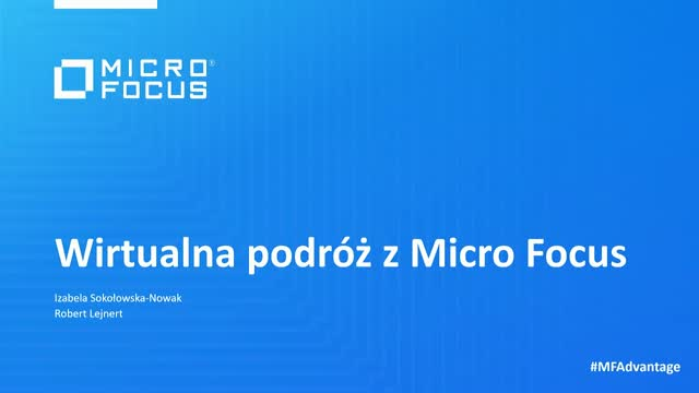 Journey of Data Protector in Poland
