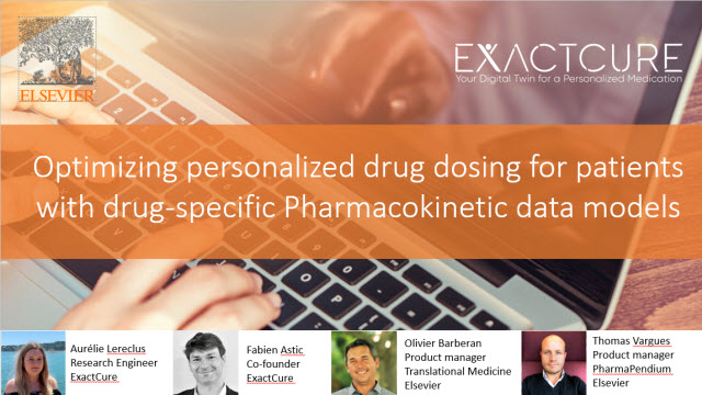 Optimizing personalized drug dosing for patients with drug-specific PK models