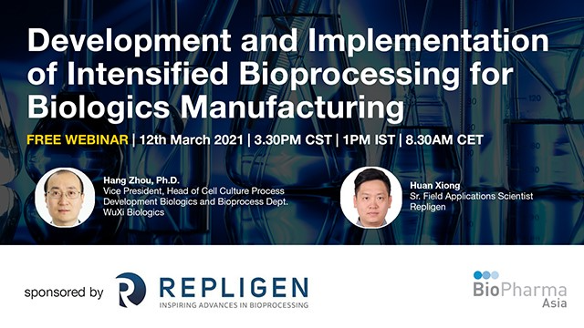 Development and Implementation of Intensified Bioprocessing for Biologics...