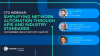 CTO webinar: Simplifying Network Automation through APIs and Industry Standards