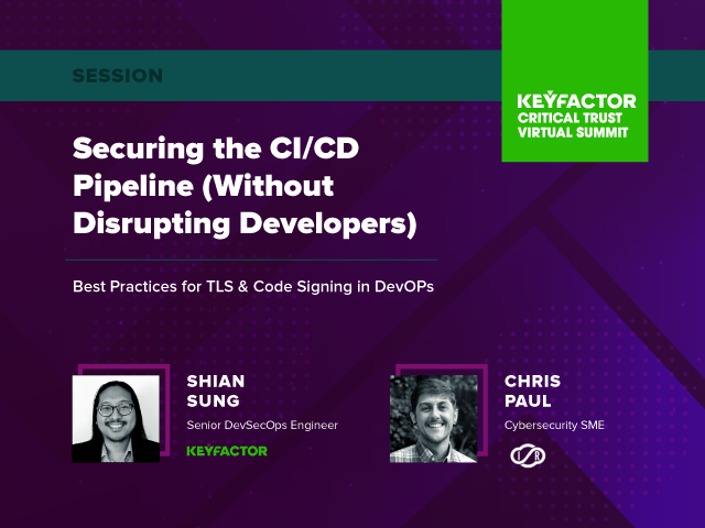 Securing the CI/CD Pipeline Without Disrupting Developers