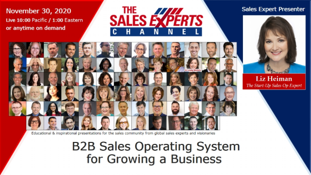 B2B Sales Operating System for Growing a Business