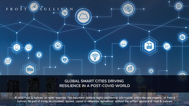 Smart Cities to Create Business Opportunities Worth $2.46 Trillion by 2025