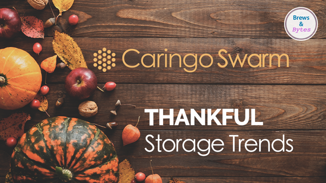 Storage Trends to be Thankful For!