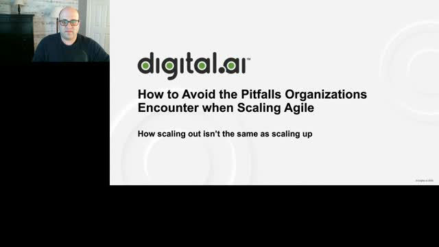 How to Avoid the Pitfalls Organizations Encounter When Scaling Agile