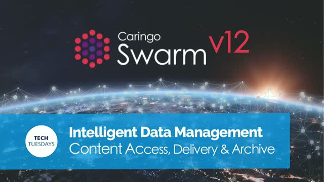 Intelligent Data Management for Access, Archive and Content