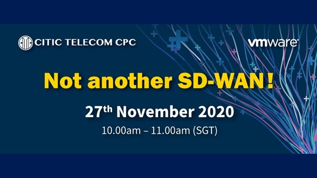 Not Another SD-WAN!