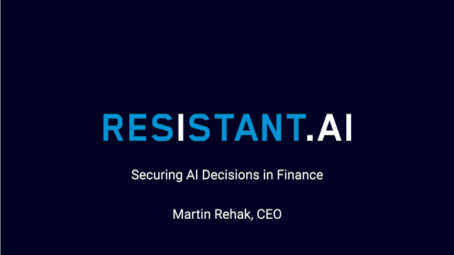 Securing AI Decisions in Finance