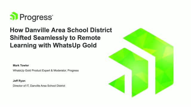 Learn How Danville Area School District Shifted Seamlessly to Remote Learning