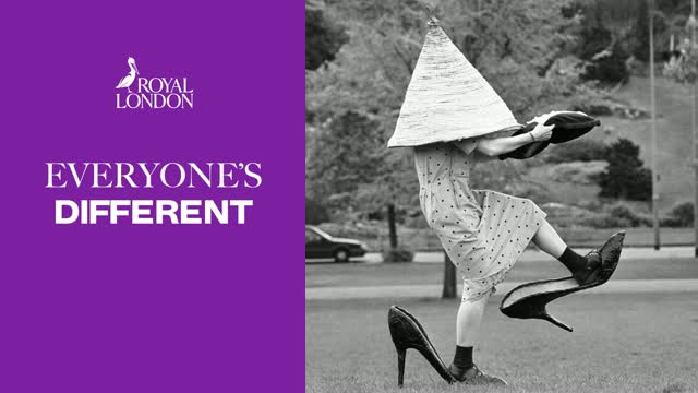 Everyone's Different by Royal London