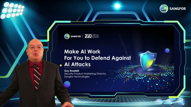 Make AI Work for You: Enable AI Technology to Defend Against AI-Attack