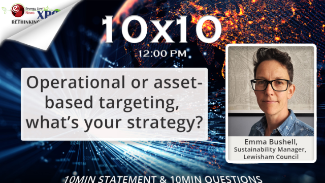 Operational or asset-based targeting, what's your strategy?