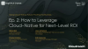 [Ep.2] How to Leverage Cloud-Native for Next-Level ROI