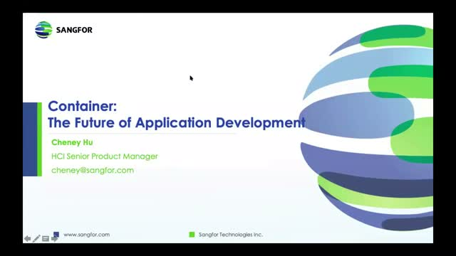 Container: The Future of Application Development