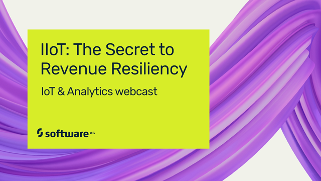 IIoT: The Secret to Revenue Resilience