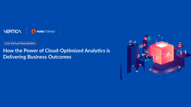 How the Power of Cloud-Optimized Analytics is Delivering Business Outcomes