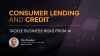 Consumer Lending and Credit - Tackle Business Risks from AI